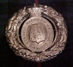 The 4th (Duchess Harriets) Coy(Rogart) Sutherland Rifle Volunteers Officer's plaid brooch.