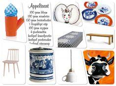 Hollands wonen, de woonkeuken | Interieur Inspiratie