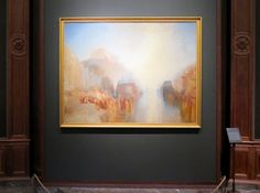 Turner Sails Into the Frick