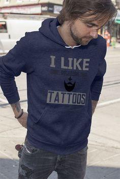 I Liked Beards Tattoos