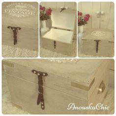 Treasure chest for Christmas