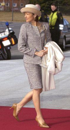 Countess of Frederiksborg (former Princess Alexandra)
