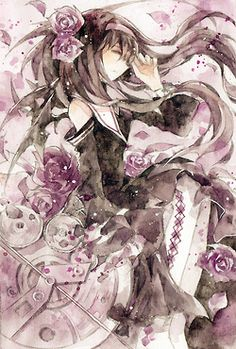 Puella Magi Madoka Magica --> Homura will always be one of my most favorite characters from an anime. Hands down.