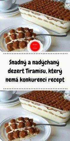 Tiramisu, Sweet Desserts, Waffles, Cakes, Breakfast, Cake Makers, Mudpie, Waffle, Cake