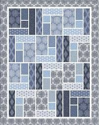 Image result for MONOCHROMATIC FRENCH COUNTRY QUILT PATTERN ...
