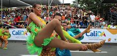 A gozarse y disfrutar el Salsódromo, abrebocas de la #FeriadeCali #Cali - #OrgullodeCali #CaliCo