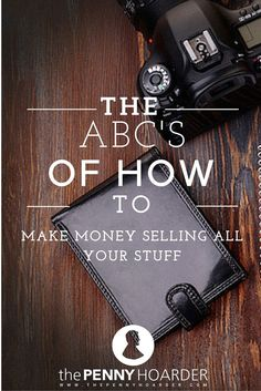 If you're moving and need to lighten the load, or just need extra cash -- sell your stuff. Here's how to get the best price for everything. - The Penny Hoarder www. Make Money From Home, Way To Make Money, Make Money Online, How To Make, Money Fast, Mason Jar Crafts, Mason Jar Diy, Extra Cash, Extra Money