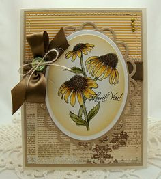 """My all time favorite Flourishes stamps.  This is a """"FLIP"""" set.  Can only be purchased with a certain $$ amount order"""