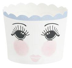 "Miss Étoile Cupcake Backförmchen ""eyes"""