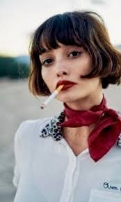 Image result for short retro haircuts