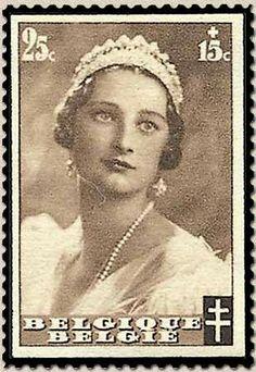 Belgique Reine Astrid