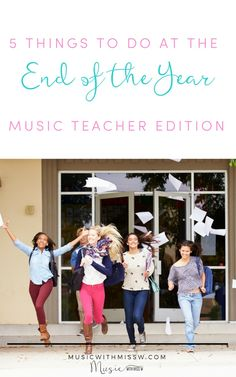 You made it through another year! Time to celebrate! Here are a few tips to get you through these last couple of weeks/days. Last Day Of School, Back To School, Teaching Techniques, Good Student, Piano Teaching, Elementary Music, Music Classroom, Music Mix, Teacher Hacks