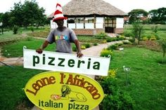 Leone l'Africano - Best Italian restaurant in African Great Lakes, Great Lakes Region, East Africa, Business Travel, Tanzania, Restaurant, Diner Restaurant, Restaurants, Dining