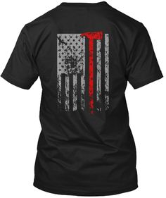 Discover Fire Flag T-Shirt from One Nation Design Firefighter Paramedic, Firefighter Love, Firefighter Shirts, Volunteer Firefighter, Kids Shirts, Cool Shirts, Fire Dept, Fire Department, Thing 1