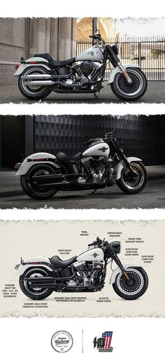 Are you up for raising a little hell? | 2016 Harley-Davidson Fat Boy Lo