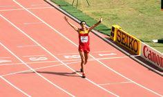 Miguel Ángel López consiguió la primera medalla para España al colgarse el oro en la prueba de 20km marcha en Pekín2015. Más información: http://www.rfea.es/web/noticias/desarrollo.asp?codigo=8356#.VdlC1iXtmkp