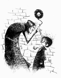 skottie young, harry potter - Google Search