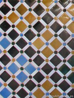 Azulejos Palacios Nazaries
