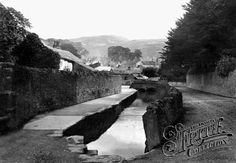 Photo of Giggleswick, The Village 1887 from Francis Frith Family Research, Photos For Sale, Yorkshire, Country Roads, Yorkshire England