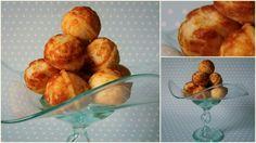 Miss Blueberrymuffin's kitchen: Herzhafte Käsebällchen mit dem Cake Pop Maker