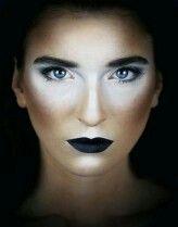Makeup Ewelina Wadowska www.wadowska.com  Foto Kacper Kmieć  Modelka  Aldona