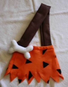 barney betty and bam bam homemade costumes | Bam Bam Costume 0 6M 12M 18M 24M 2T 3T 4T 5T Bambam Tarzan Caveboy ...