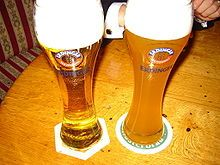 Wheat beer - Wikipedia