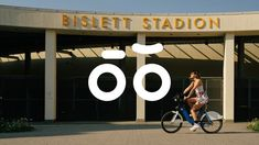 Oslo City Bike logo and identity, by Heydays Logo Design Love, Logo Design Inspiration, Graphic Design, Layout Design, Oslo, Brand Identity Design, Branding Design, City Branding, Bike Logo