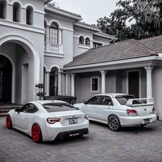 Subaru Impreza STI & BRZ