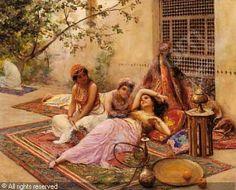peinture harem - Recherche Google