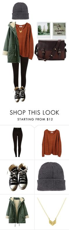 """""""grunge winter"""" by larrytale on Polyvore featuring мода, Converse, Polaroid, Moncler и Aspinal of London"""