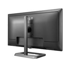 Whether editing video, photographs, or working with graphic design programs, this display is capable of handling nearly anything one can throw at it. New Gadgets, Cool Gadgets, Tv Shelving, Tv In Bathroom, All In One Pc, Graphic Design Programs, Charmed Tv, Digital Cinema, Lg Electronics