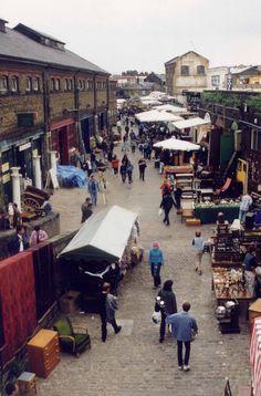 Camden Market, London, England.  Has such amazing treasures!