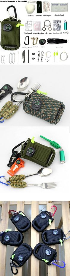 Outdoor Survival Kit  Tools For Camping! Click The Image To Buy It Now or Tag Someone You Want To Buy This For. #Camping