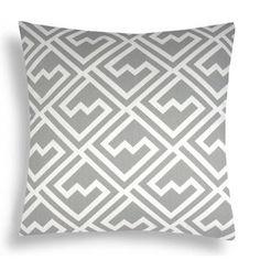 Domusworks Maze Cotton Decorative Pillow