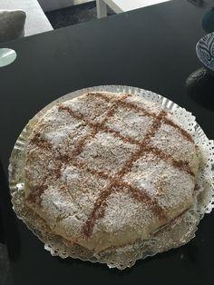 Típico Pastela de pollo original marroquí