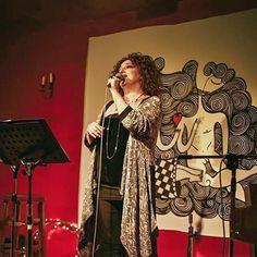 Η Ερωφίλη φορώντας #matfashion cardigan, live @ BABEL • #wears_mat [code: 641.5005] #AutumnWinter2015 #collection #music #live #ootn #athensbynight #fashionista #whattowear Short Sleeve Dresses, Dresses With Sleeves, Kimono Top, Singer, Music, Instagram Posts, Tops, Women, Fashion