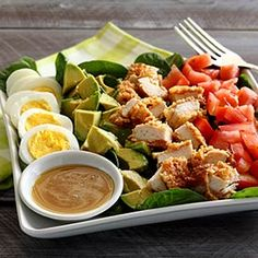 Paleo Macadamia Nut Chicken Salad Recipe #paleo