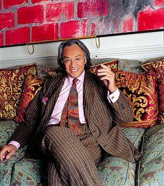 Style Icon - Sir David Tang - The China Club and Shanghai Tang.