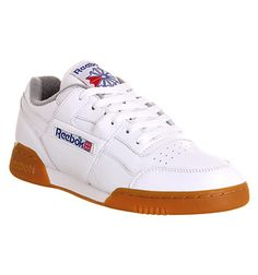 NEW in the family! Reebok Workout Plus White Gum  lt 3 Reebok Classic ·  Reebok Classic Gum SoleReebok ... f2af6de9c