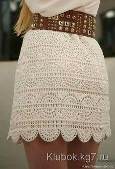 Skirt cream 1