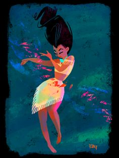 Pocahontas's magical moment. the disney princess