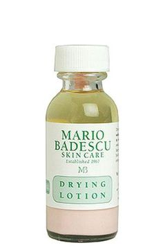 Top 8 Acne Spot Treatments: Mario Badescu: Drying Lotion