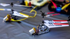 Hacking a $20 Toy Helicopter into an Autonomous Drone