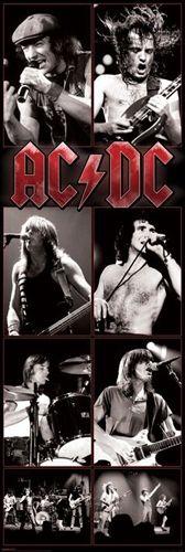 Door Poster AC/DC - Live 2