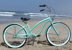 mint beach cruiser :)