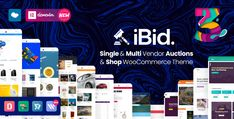 Auction Lots for iBid Theme by modeltheme   CodeCanyon