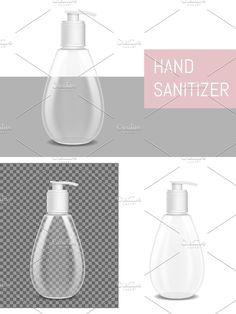 Container Design, Hand Sanitizer, Soap, Pumps, Hands, Bottle, Pumps Heels, Flask, Pump Shoes