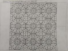 Islamic Patterns, Mosaic Patterns, Islamic Art, Calligraphy, Drawings, Decor, Geometric Drawing, Lettering, Decoration