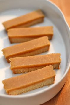 Ginger Crunch recipe - zippy with lots of ginger!